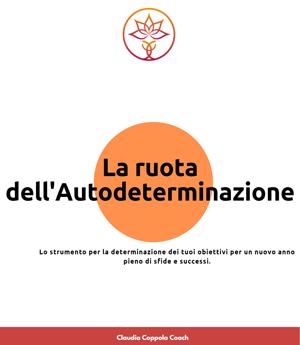 Claudia Coppola Coach Ebook La ruota della Autodeterminazione